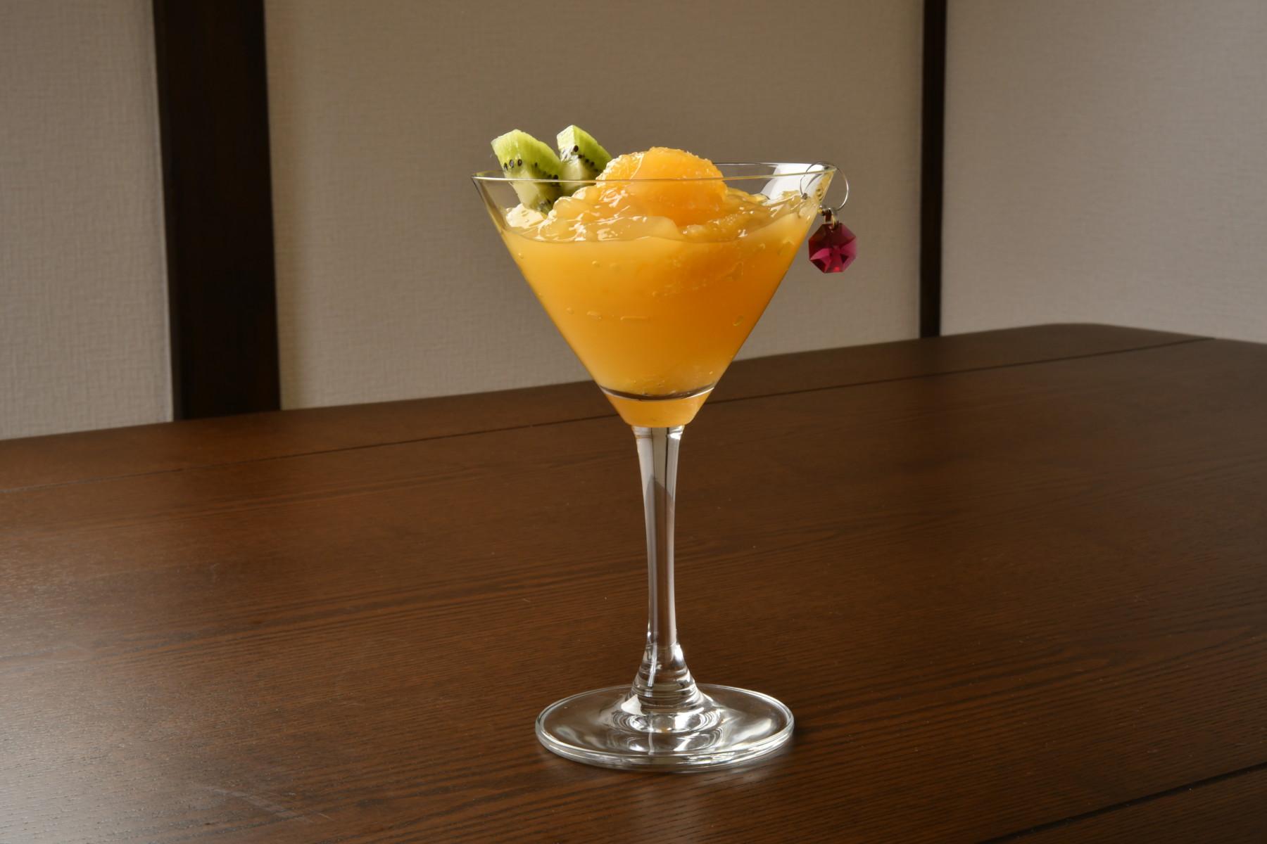 フルーツジュレ マンゴー・オレンジ・グレープフルーツ
